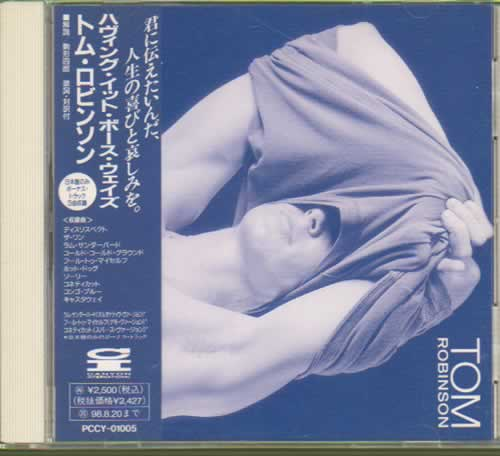 Click to view product details and reviews for Tom Robinson Having It Both Ways 1998 Japanese Cd Album Pccy 01005.