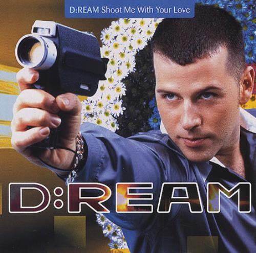 Dream Shoot Me With Your Love 1995 Usa Cd Single Prcd 9357 2