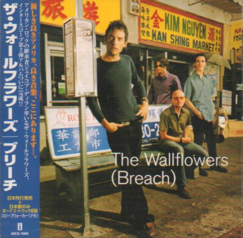 Click to view product details and reviews for The Wallflowers Breach 2000 Japanese Cd Album Uics 1006.