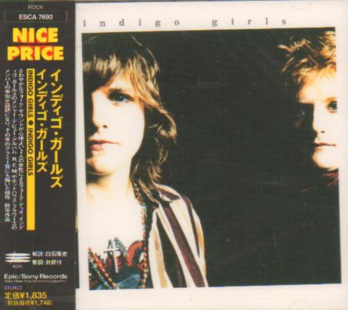 Click to view product details and reviews for Indigo Girls Indigo Girls Sealed 1997 Japanese Cd Album Esca 7693.