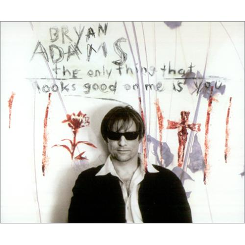 Bryan Adams The Only Thing That Looks Good On Me Is You 1996 German Cd Single Cdm5815792