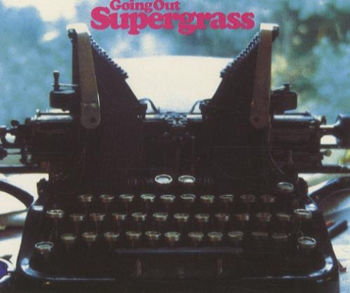 Supergrass Going Out 1996 Dutch Cd Single 8827392