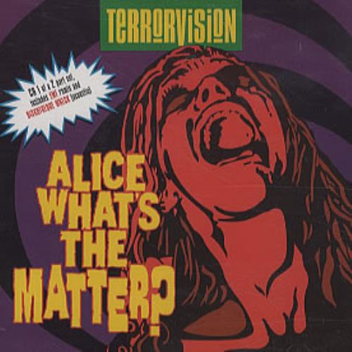Click to view product details and reviews for Terrorvision Alice Whats The Matter Both Parts 1994 Uk 2 Cd Single Set Cdvegas S9.