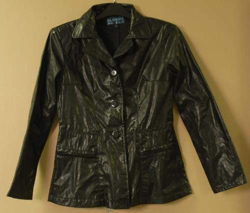 CHEAP Blondie No Exit – Leather Effect Jacket UK jacket PROMOTIONAL JACKET 25209907927 – General Clothing