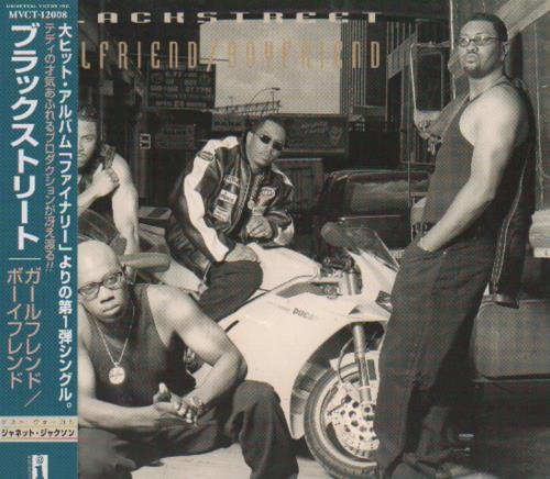 Click to view product details and reviews for Blackstreet Girlfriend Boyfriend 1999 Japanese Cd Single Mvct 12008.