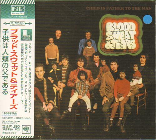 Click to view product details and reviews for Blood Sweat Tears Child Is Father To Man 2012 Japanese Cd Album Sicp30061.