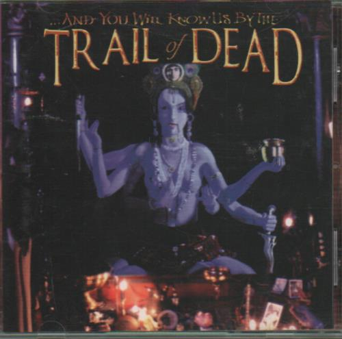 And You Will Know Us By The Trail Of Dead Madonna 2000 Uk Cd Album Wigcd84