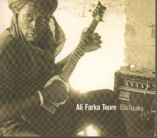 Ali Farka Toure Niafunke 1999 Uk Cd Album Wcd054