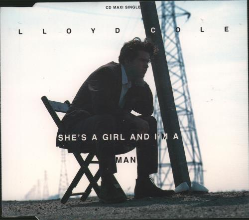 Click to view product details and reviews for Lloyd Cole Shes A Girl And Im A Man 1991 Uk Cd Single Colcd14.