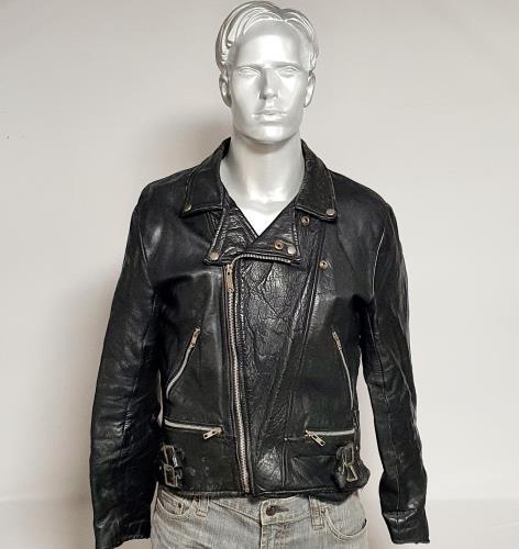 CHEAP Slayer Signed Jacket – Small UK jacket SIGNED LEATHER JACKET 25209911767 – General Clothing