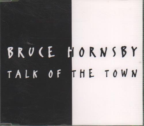 Click to view product details and reviews for Bruce Hornsby Talk Of The Town 1993 German Cd Single 74321151892.