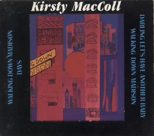 Click to view product details and reviews for Kirsty Maccoll Walking Down Madison 1991 Uk Cd Single Vscdg1348.