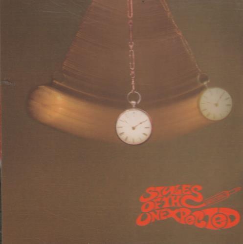 Andy Votel Styles Of The Unexpected 2000 Uk Cd Album Tnxlcdm007