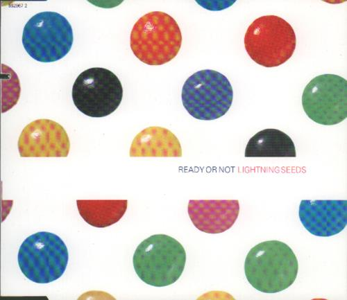 The Lightning Seeds Ready Or Not 1996 Austrian Cd Single Epc 6629672