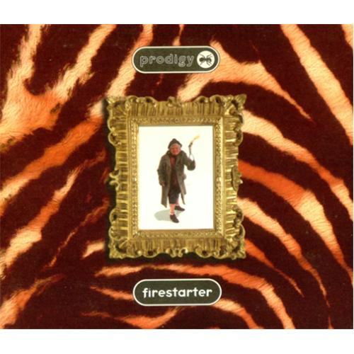 The Prodigy Firestarter Digipak 1996 Uk Cd Single Xls70cd