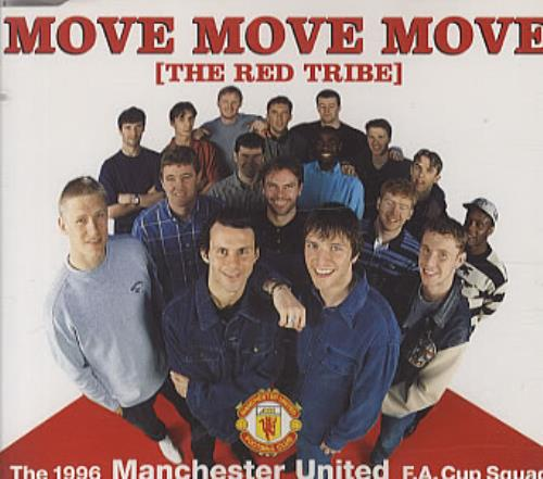 Click to view product details and reviews for Manchester United Fc Move Move Move 1996 Uk Cd Single Manucd1.