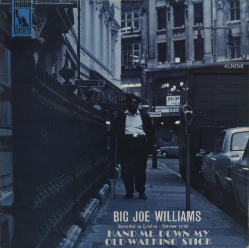 Big Joe Williams Records Lps Vinyl And Cds Musicstack