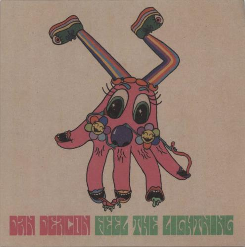 Click to view product details and reviews for Dan Deacon Feel The Lightning When I Was Done Dying 2015 Uk Cd Single Rug660 643cdp.