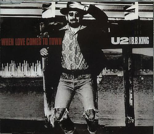 Click to view product details and reviews for U2 When Love Comes To Town 1989 German Cd Single 662200.