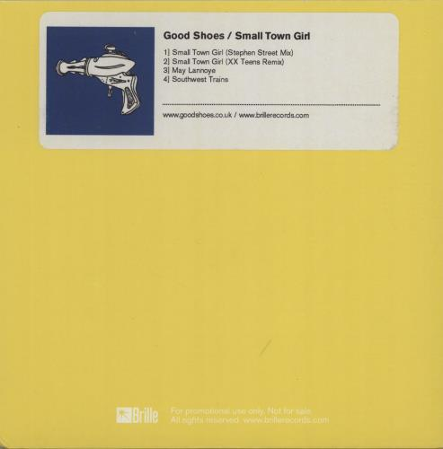 Click to view product details and reviews for Good Shoes Small Town Girl 2007 Uk Cd R Acetate Cd R.