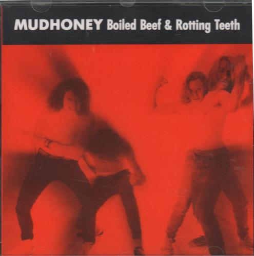 Click to view product details and reviews for Mudhoney Boiled Beef Rotting Teeth 1989 Uk Cd Single Tup9cd.