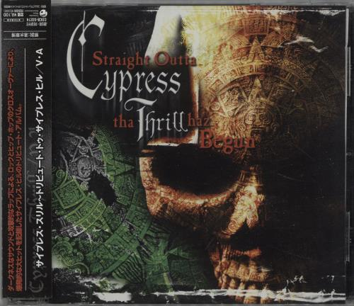 Click to view product details and reviews for Various Hip Hop Rap Cypress Thrill 2004 Japanese Cd Album Cocb 53274.