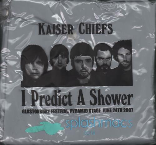 CHEAP Kaiser Chiefs I Predict A Shower 2007 UK jacket ANORAK 25209927317 – General Clothing