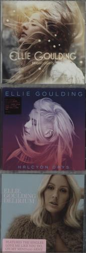 Ellie Goulding Records Lps Vinyl And Cds Musicstack