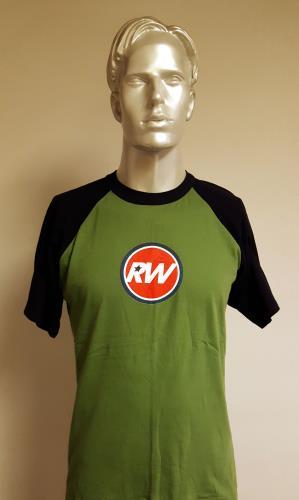 CHEAP Robbie Williams European Tour 2003 – Khaki/Large 2003 UK t-shirt T-SHIRT 25209929319 – General Clothing
