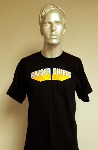 CHEAP Kaiser Chiefs 2007 Tour – Black/Large 2007 UK t-shirt T-SHIRT 25209929323 – General Clothing