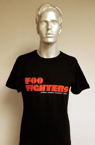 CHEAP Foo Fighters Echoes, Silence, Patience & Grace – Black/Large 2007 UK t-shirt T-SHIRT 25209929357 – General Clothing