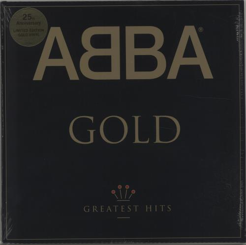 Abba Gold Greatest Hits Records Lps Vinyl And Cds