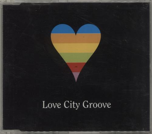 Click to view product details and reviews for Love City Groove Love City Groove 1995 Uk Cd Single Gxy2003cd.
