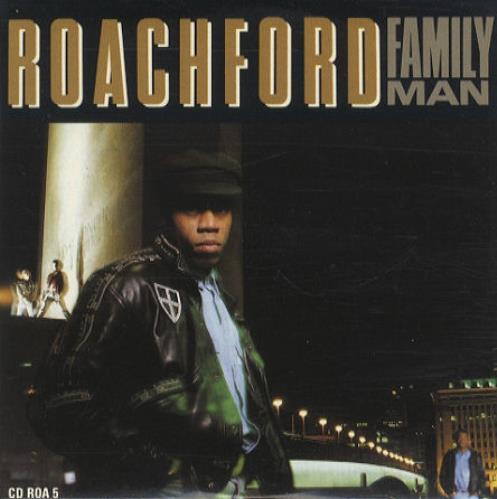 Roachford Family Man 1989 Uk Cd Single Cdroa5