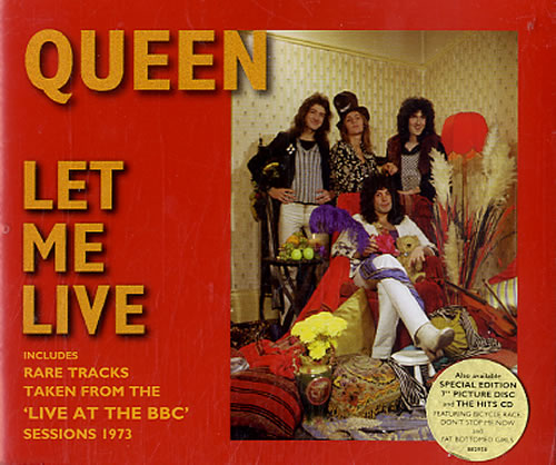 Click to view product details and reviews for Queen Let Me Live 1996 Dutch Cd Single 8829582.