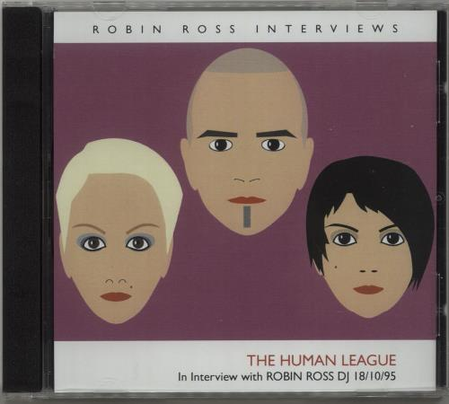 Click to view product details and reviews for Human League Robin Ross Interview 2016 Uk Cd Album Jecd18.