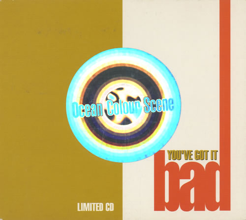 Click to view product details and reviews for Ocean Colour Scene Youve Got It Bad Digipak 1996 Uk Cd Single Mcsxd40036.