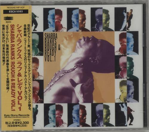 Click to view product details and reviews for Shabba Ranks Rough Ready Vol1 Sealed 1992 Japanese Cd Album Esca5593.
