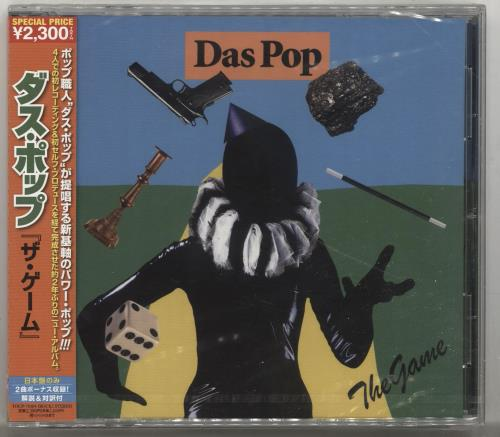 Click to view product details and reviews for Das Pop The Game Obi Sealed 2011 Japanese Cd Album Tocp 71084.