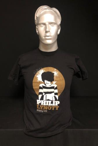 CHEAP Phil Lynott Philip Lynott Exhibition 2011 Irish t-shirt T-SHIRT 22243382683 – General Clothing