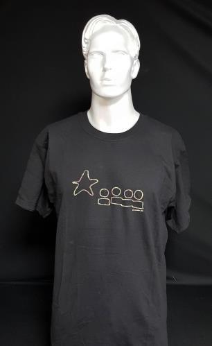 CHEAP Starsailor Logo T-Shirt [Size: L] 2003 UK t-shirt PROMOTIONAL 22243428789 – General Clothing