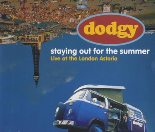 Click to view product details and reviews for Dodgy Staying Out For The Summer 1995 Uk Cd Single 581093 2.