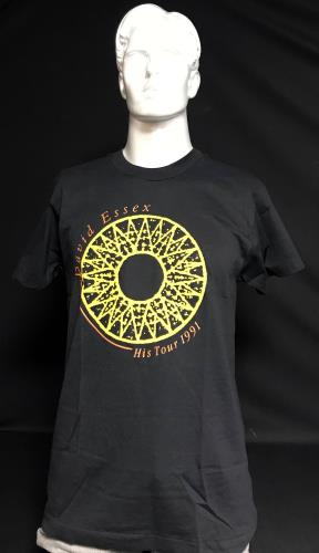 CHEAP David Essex His Tour 1991 1991 UK t-shirt T-SHIRT 22661748267 – General Clothing