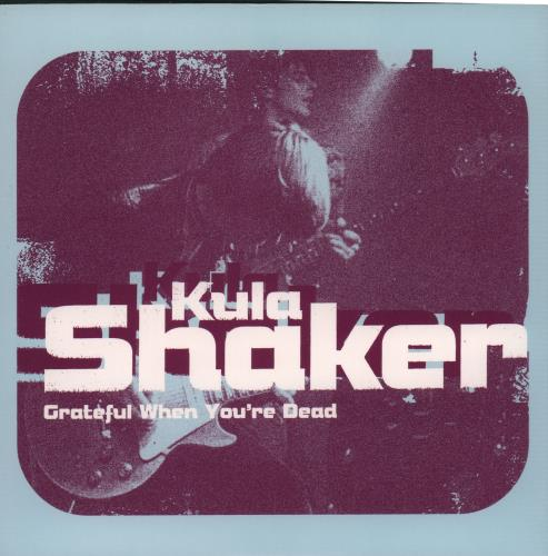 Click to view product details and reviews for Kula Shaker Grateful When Youre Dead 1996 Australian Cd Single 663184 2.