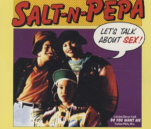 Click to view product details and reviews for Salt N Pepa Lets Talk About Sex 1991 Uk Cd Single Fcd162.