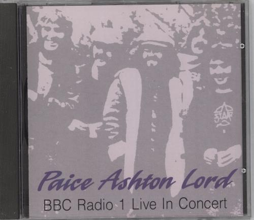 Click to view product details and reviews for Paice Ashton Lord Bbc Radio 1 Live In Concert 1992 Uk Cd Album Wincd025.