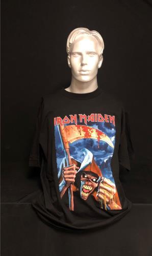 CHEAP Iron Maiden 1995 Year Of The Beast – XL 1995 UK t-shirt T-SHIRT 25934512013 – General Clothing