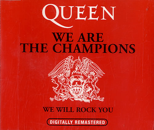 We will rock you (queen): текст, аккорды by brian may