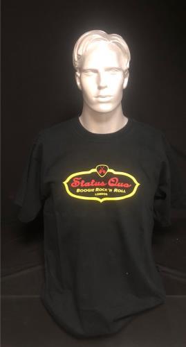 CHEAP Status Quo Boogie Rock 'n' Roll – London UK t-shirt T-SHIRT 25934522387 – General Clothing