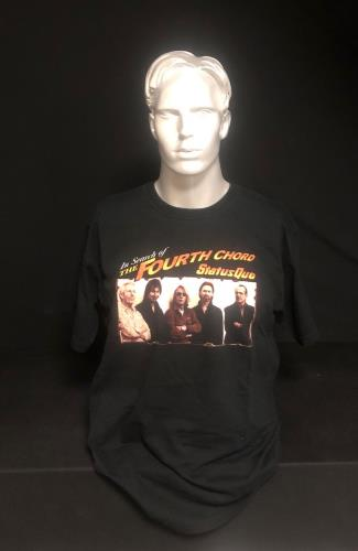 CHEAP Status Quo In Search Of The Fourth Chord Tour T-Shirt 2007 UK t-shirt T-SHIRT 25934522389 – General Clothing